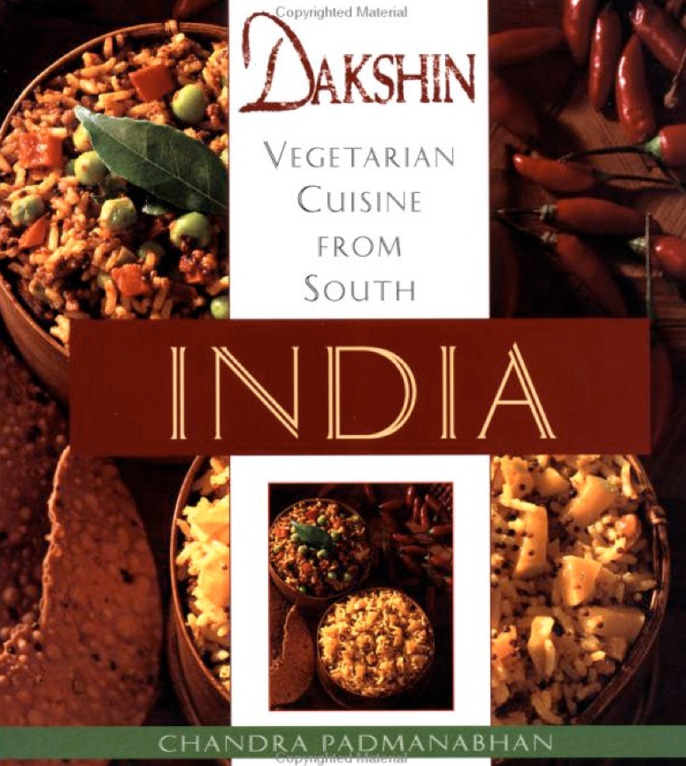 Dakshin Cookbook: South Indian Cuisine