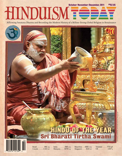 Hinduism Today Oct/Nov/Dec 2011