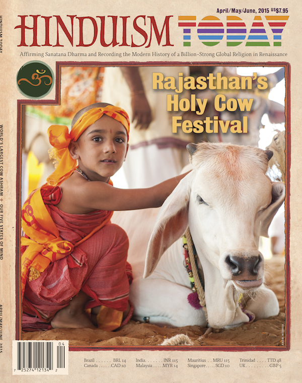Hinduism Today Apr-May-Jun 2015