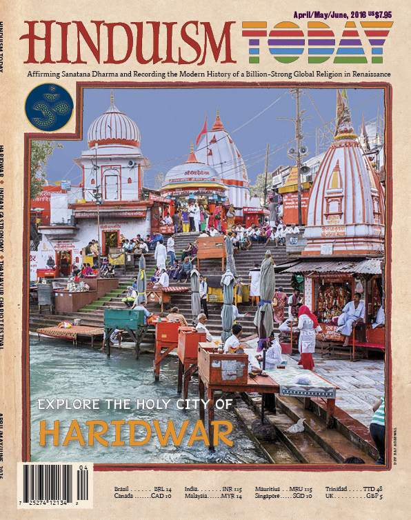 Hinduism Today Apr-May-Jun 2016