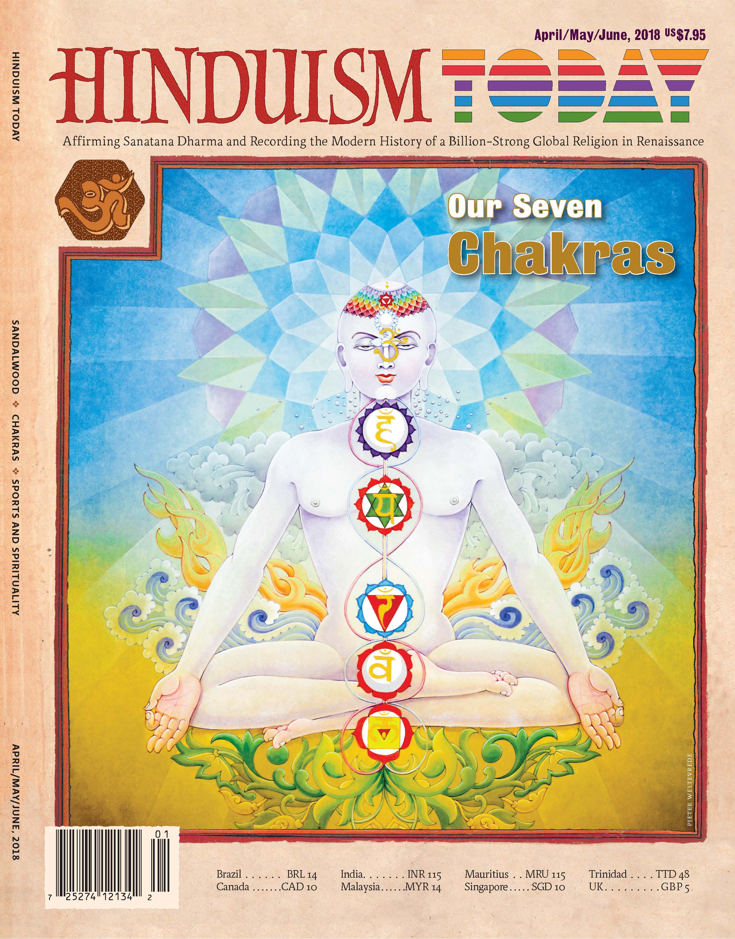 Hinduism Today Apr-May-Jun 2018