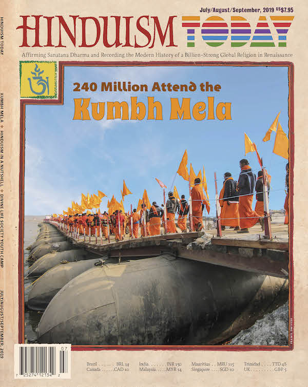 Hinduism Today Jul-Aug-Sep 2019