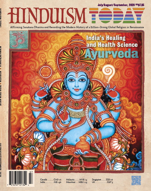 Hinduism Today Jul-Aug-Sep 2020