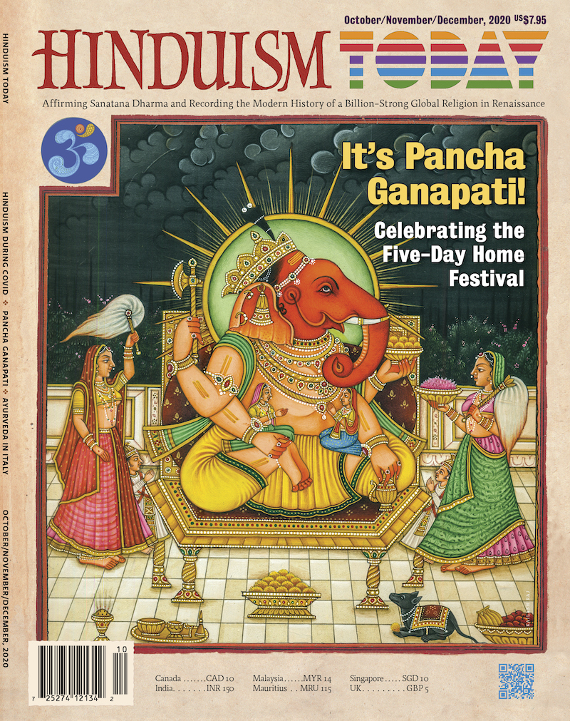 Hinduism Today Oct-Nov-Dec 2020