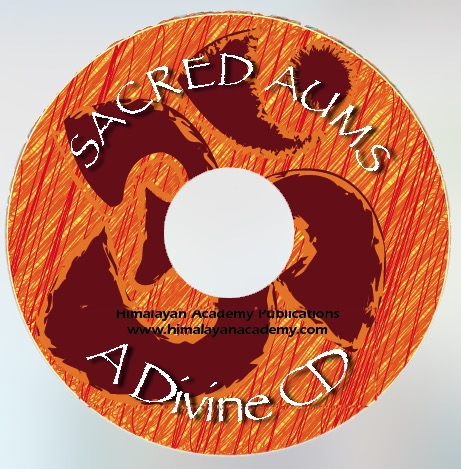 CD - Sacred Aums Graphic