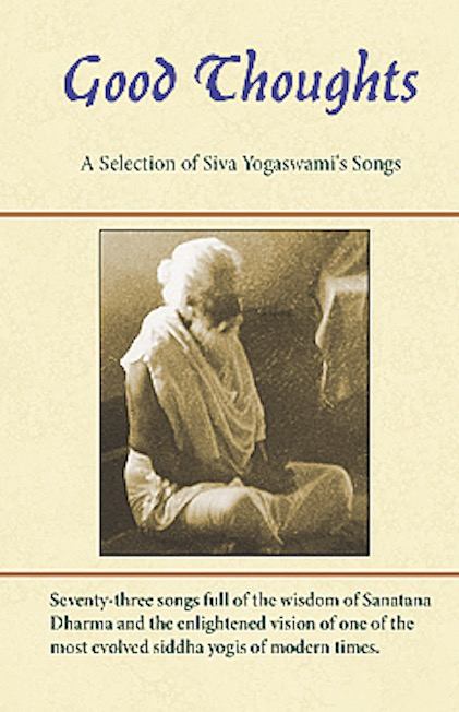 Good Thoughts - A Siva Yogaswami's Songs
