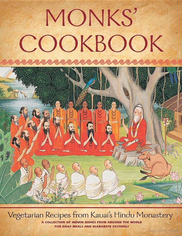Monks Cookbook (ePub)