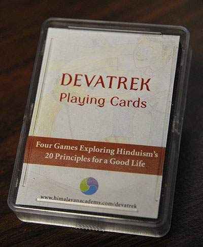 DevaTrek Playing Cards