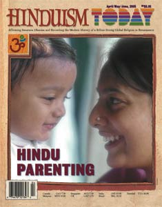 Hinduism Today Apr-May-Jun 2005