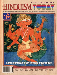 Hinduism Today Subscription One Year