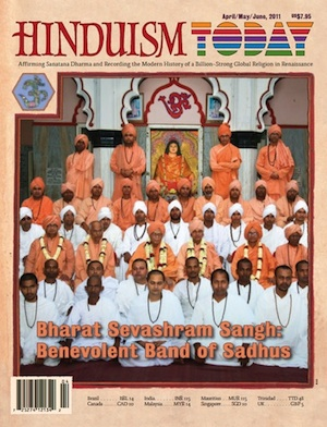Hinduism Today Apr/May/Jun 2011