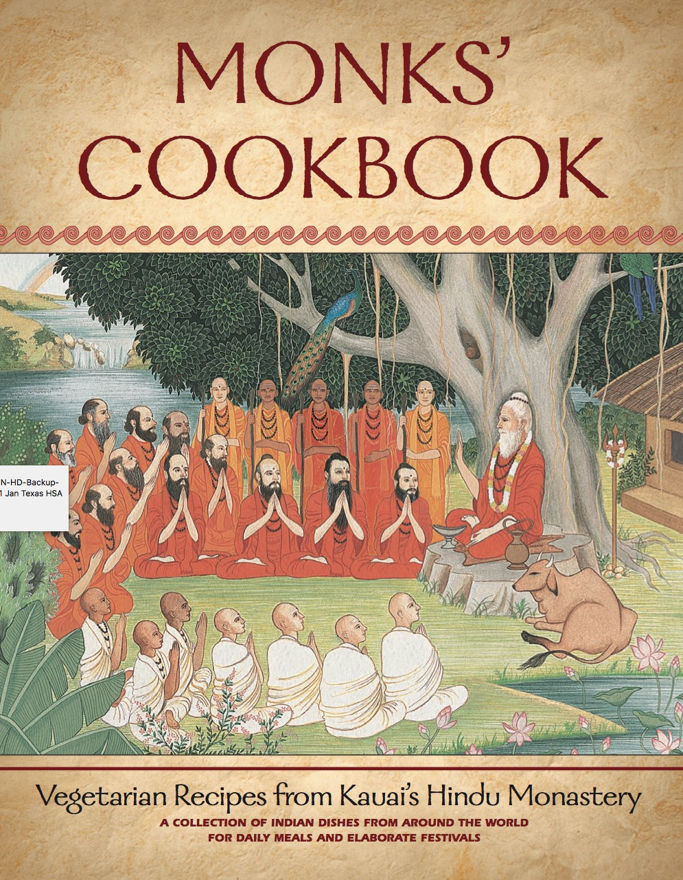 Monks' Cookbook (third edition)