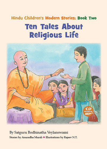 Hindu Children's Modern Stories: Book 2