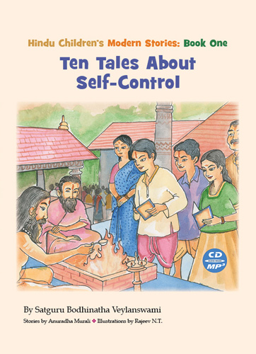 Hindu Children's Modern Stories: Book 1